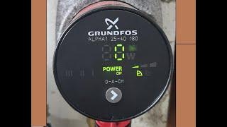 Grundfos Alpha 1 reparieren