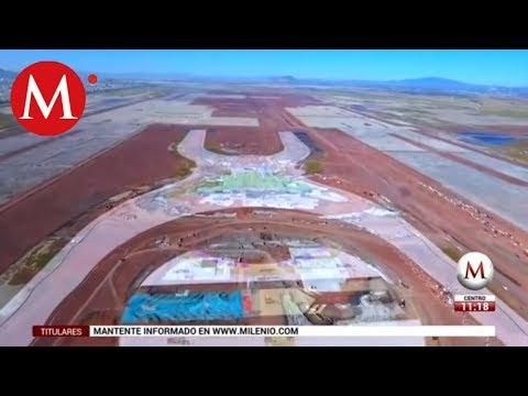 Juez frena inundación de las obras del NAIM