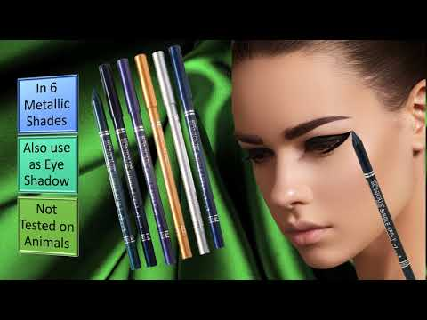 Coat Me Bonjour Paris Metallic Kajal Eye Pencil