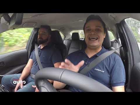Novo Toyota Corolla 2020 Híbrido: Edson Moura e Clayton Sousa analisam o modelo