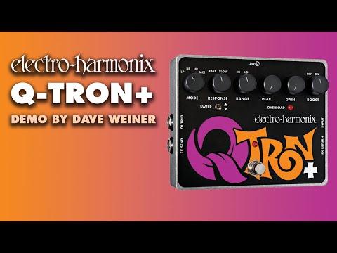 ELECTRO-HARMONIX Q-Tron Plus Kytarový efekt