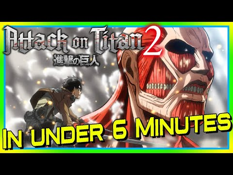 Attack on Titan Season 2 Explained. What Happened in Attack on Titan Season 2?