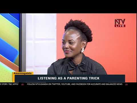 Listening as a parenting trick | MORNING AT NTV