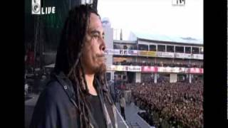 Korn   Shoots And Ladders + Medley (Live Rock AM Ring 2006)