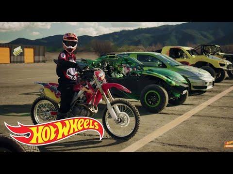 World's Best Driver Movie | Hot Wheels World's Best Driver | @Hot Wheels