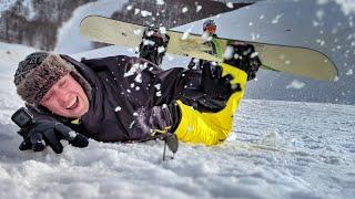 Rompersi il polso con lo snowboard - Cane Secco