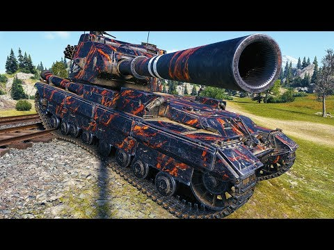 FV215b (183) - DEATHBRINGER - World of Tanks Gameplay