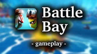 Battle Bay [by Rovio] - HD Gameplay (iOS/Android)