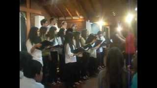 Chevaliers de la table ronde-  Coro juvenil del municipio de Morón, Buenos aires.