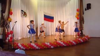 Я живу в России. Праздничный концерт. Ютановка