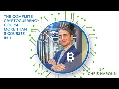 The Complete Cryptocurrency Course: More than 5 Courses in 1 ...