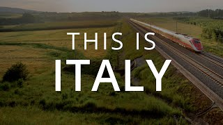 This is Italy — Taking the Train in Italy | ItaliaRail 🇮🇹🚄