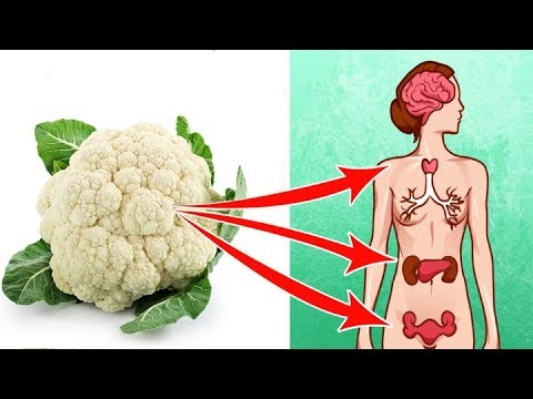 , title : '5 Reasons Why You Should Be Eating More Cauliflower
