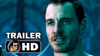 ASSASSINS CREED Official Trailer 2 2016 Michael Fassbender SciFi Action Movie HD