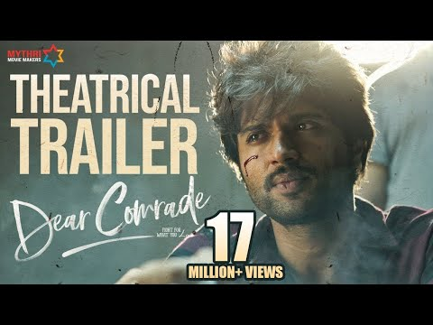 Dear Comrade Movie Official Trailer