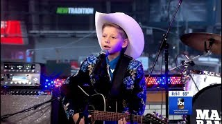 "Mason Ramsey Performs ""Famous"" (LIVE GMA)"