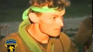 GENERAL IZET NANIĆ POSTROJAVA HAMZE 1993.GODINE
