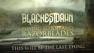 First Lyric Video for Pissing Blood and Razorblades