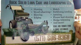 Quick guide to lawn care business advertising part 1