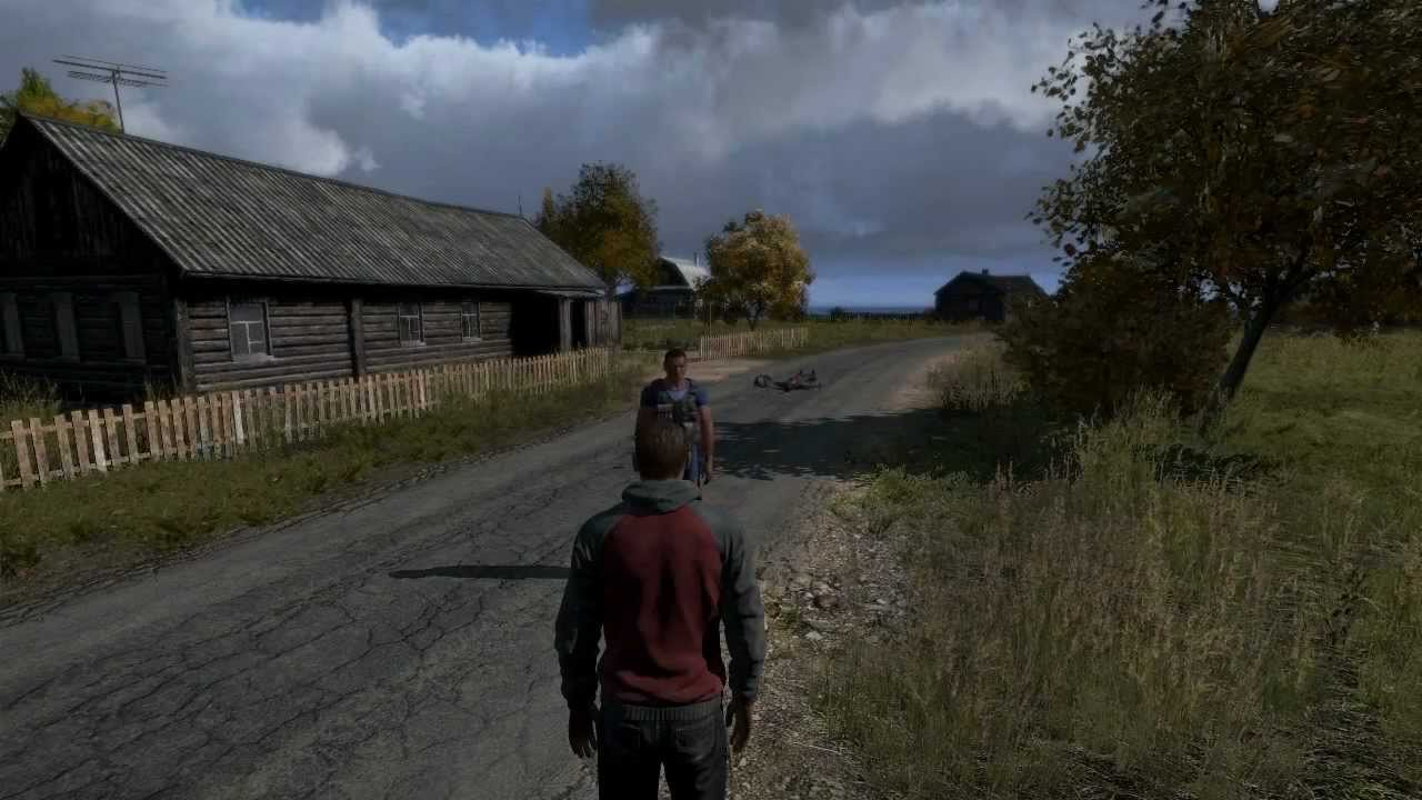 Almost Fifteen Minutes Of Footage From The Full DayZ Game