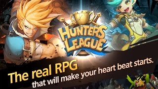 Hunters League (By Entermate) - iOS / Android - Gameplay #2