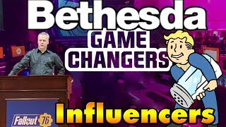 My Bethesda Prediction is ON TARGET! Fallout 76 Bethesda's Game Changers!