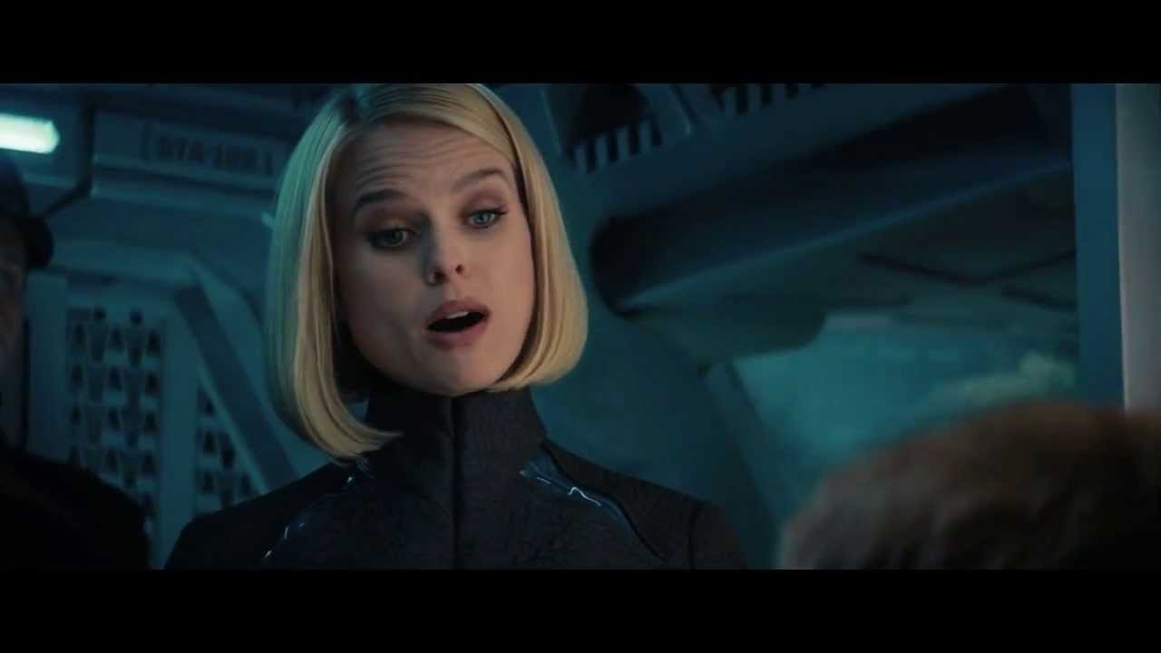 Who's The New Girl In Star Trek Into Darkness?