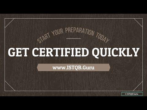 ISTQB Study Materials 2021 - Foundation Level Exam - YouTube
