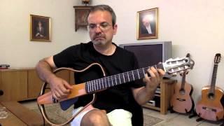 """Akdeniz Akşamları """" Gitar Cover """""""