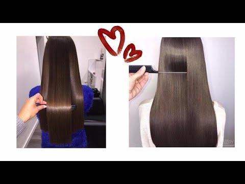 Чем отличается ботокс для волос от кератинового выпрямления? Что выбрать?