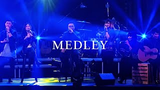 Medley: I'm Held By Your Love, Only You And I Stand In Worship