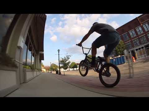 Josh Shannon Full Part(BMX)