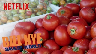 Bill Nye Saves the World tackles GMOs | Netflix