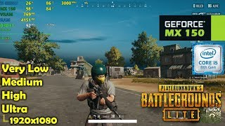 pubg lite pc gameplay mx150 - TH-Clip
