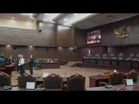 [TERBARU] Sidang Ketiga Sengketa Pilpres 2019: Mendengarkan Keterangan Saksi Tim Prabowo-Sandi