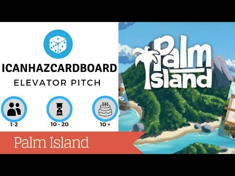 Palm Island - Elevator Pitch