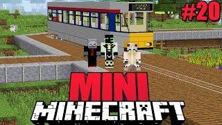 DER ZUG Ist FERTIG?! - Minecraft MINI #20 [Deutsch/HD]