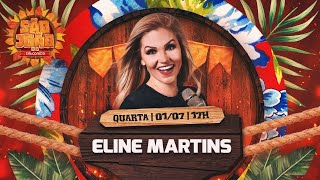 Live com Eline Martins  São João do Palco MP3
