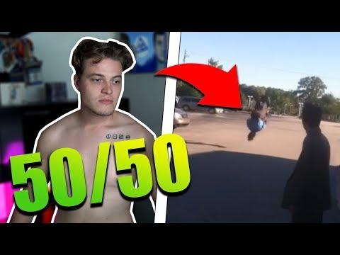 PREHRAL SOM STÁVKU! 50/50 challenge