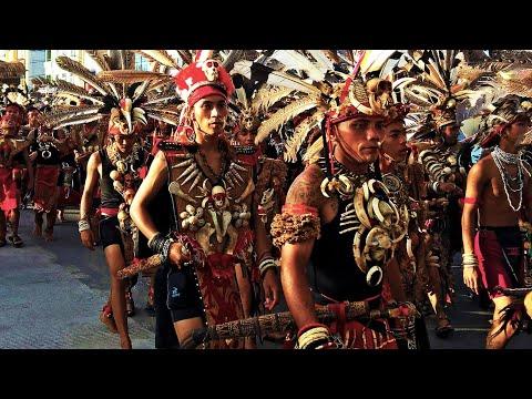 Sambutan Hari Gawai 2020 Dayak Borneo
