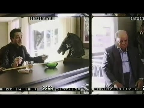 "Robert De Niro's Method Acting Slammed By Comedian Don Rickles On The Set Of ""Casino"" (HD)"