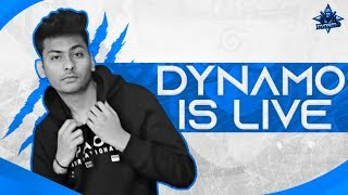 PUBG MOBILE NEW SEASON 12 LIVE WITH DYNAMO GAMING | RANK PUSHING WITH HYDRA MEMBERS