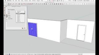 5.2 Editing Doors