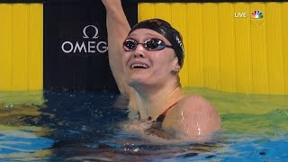 Olympic Swimming Trials | Vollmer, Worrell Qualify In 100m Butterfly