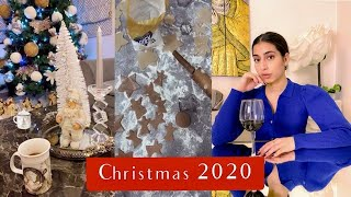 How I spend my Christmas Eve in Lebanon 2020 AT HOME?!  VLOG كيف أقضي ليلة عيد الميلاد في لبنان