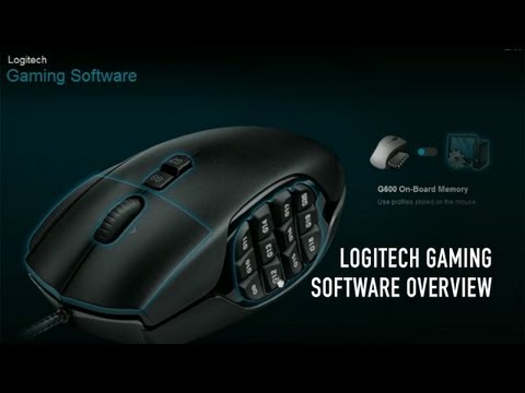 Logitech Gaming Software Overview