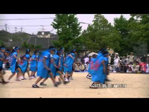 千代小大運動会(2011年5月31日)