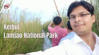 preview picture of video 'Keibul Lamjao National Park-Part-2'