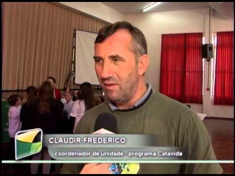 Lançamento do Projeto SE PA RA ÇÃO na Unidade Oswaldo Cruz