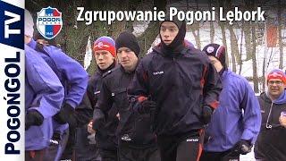 preview picture of video 'Zgrupowanie piłkarzy Pogoni Lębork'